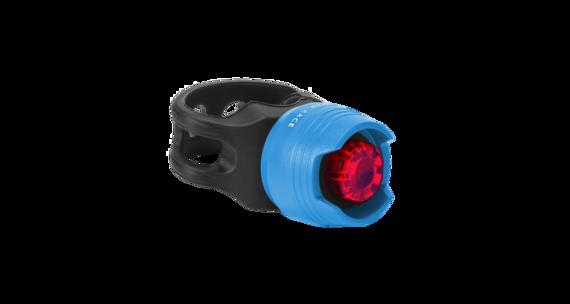 RFR Diamond HQP Frontlicht red LED blue